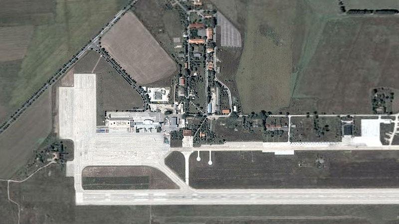 Controlled Room (Mihail Kogalniceanu Airport, Romania)