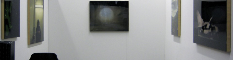 Solo show Installation